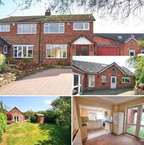 5 bedroom detached house for sale - Bollington Macclesfield SK10 5LW