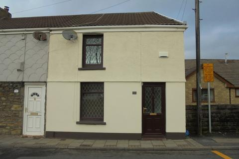 2 bedroom end of terrace house - Morse Row, Bryncethin, Bridgend. CF32 9TP