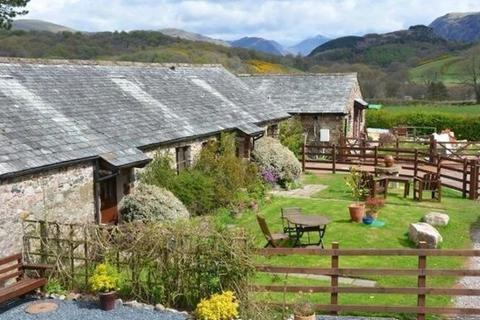 2 bedroom barn conversion for sale - The Cottages, Hallflat Farm, Santon Bridge, Holmrook, Cumbria
