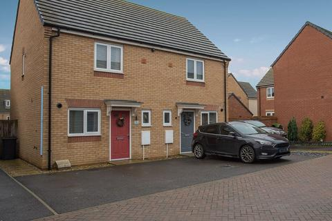 2 bedroom semi-detached house for sale - Elena Road, Peterborough, Cambridgeshire. PE2 8FJ