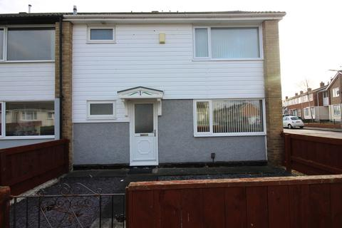 3 bedroom end of terrace house to rent - Cornsay Close, Stockton