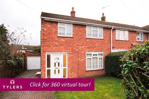 3 bedroom semi-detached house to rent - Long Reach Road, Cambridge