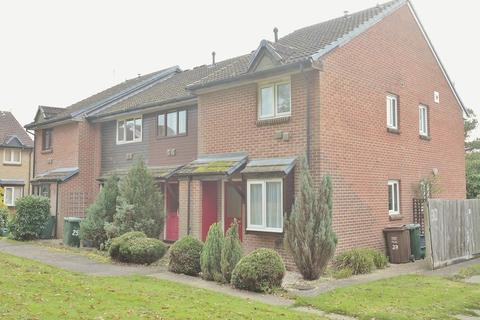 1 bedroom terraced house - KIDLINGTON EPC RATING D