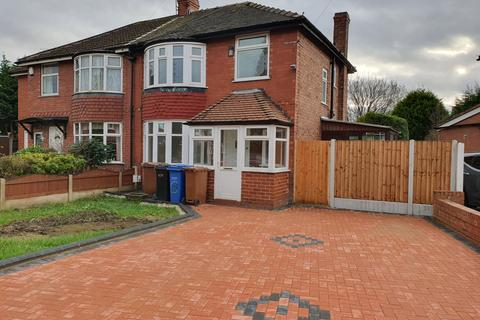 3 bedroom semi-detached house to rent - Ashbourne Avenue, Cheadle, Cheshire, SK8