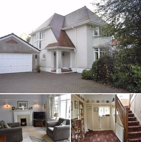 4 bedroom detached house for sale - Derwen Fawr Road, Derwen Fawr, Swansea