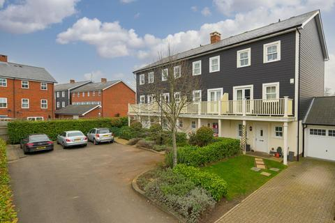 4 bedroom townhouse for sale - Westmount Close, Worcester Park