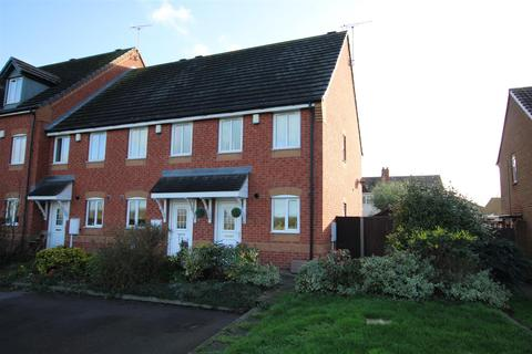 2 bedroom end of terrace house for sale - Trent View, Stapenhill