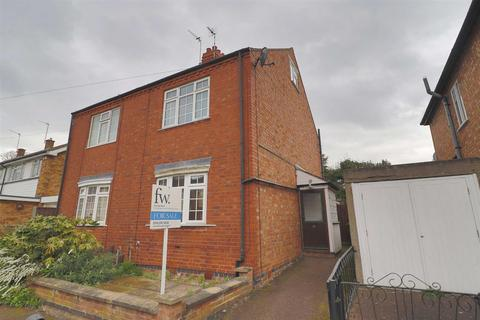 2 bedroom semi-detached house for sale - Regent Street, Oadby, Leicester