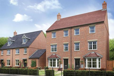 Taylor Wimpey - Wynyard Manor - Plot Fifteen - 5 bedroom detached house for sale with huge leisure room, Thetford at Coniscliffe Rise, Coniscliffe Road, West Park TS26