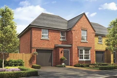 David Wilson Homes - Pinewood Park - Plot 154, Kenley at Sundial Place, Lydiate Lane, Thornton, LIVERPOOL L23