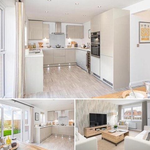 4 bedroom detached house for sale - Plot 90, Kingsley Special at Northfields Park, Off Hayes Way, Patchway BS34