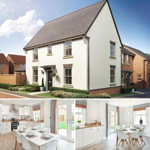 3 bedroom detached house for sale - Plot 285, HADLEY at Mill Brook, Trowbridge Road, Westbury, WESTBURY BA13