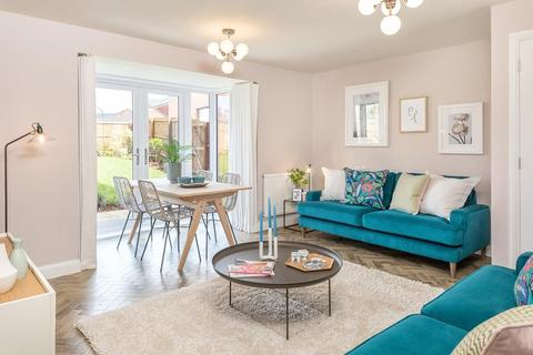Barratt Homes - Blackberry Park - Plot 90, Kingsley Special at Northfields Park, Off Hayes Way, Patchway BS34