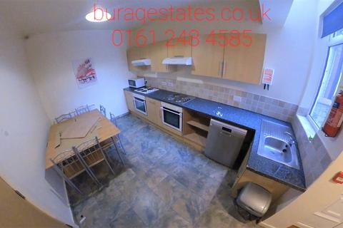 7 bedroom terraced house to rent - Longford Place, Manchester