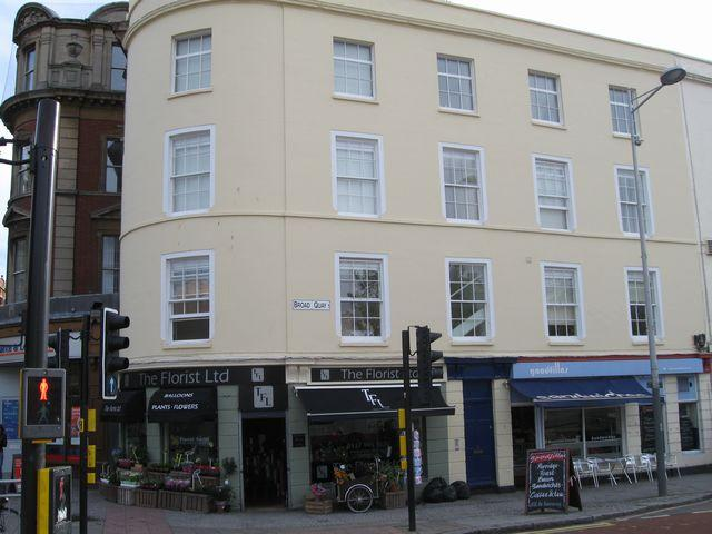 5 Bedrooms House Share for rent in Broad Quay, City Centre, Bristol, BS1