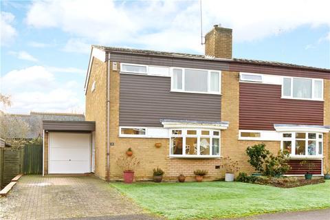 3 bedroom semi-detached house for sale - St. Johns Way, Piddington, Northamptonshire, NN7