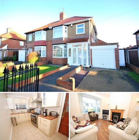 3 bedroom semi-detached house for sale - Newcastle Road, Fulwell