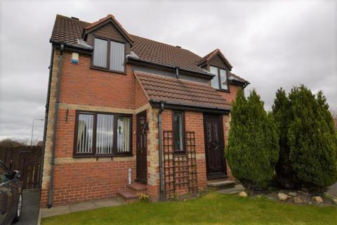 2 bedroom semi-detached house - St.Godrics Drive, West Rainton, Houghton Le Spring, Tyne & Wear, DH4