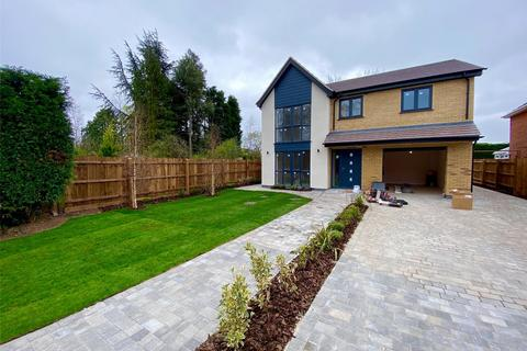 4 bedroom detached house for sale - Olympic Close, Glenfield, Leicester