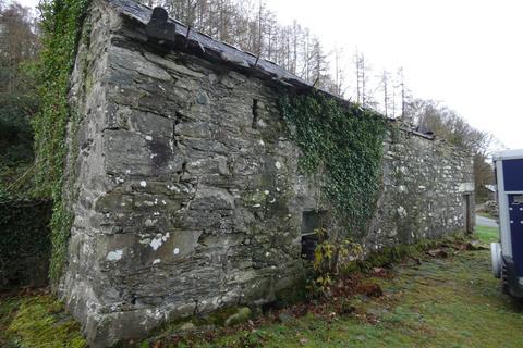 Plot for sale - Turbine House, Abergwynant, Dolgellau, LL40 1YF