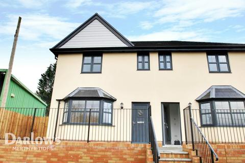3 bedroom semi-detached house for sale - Waunhir, Hirwaun, Aberdare