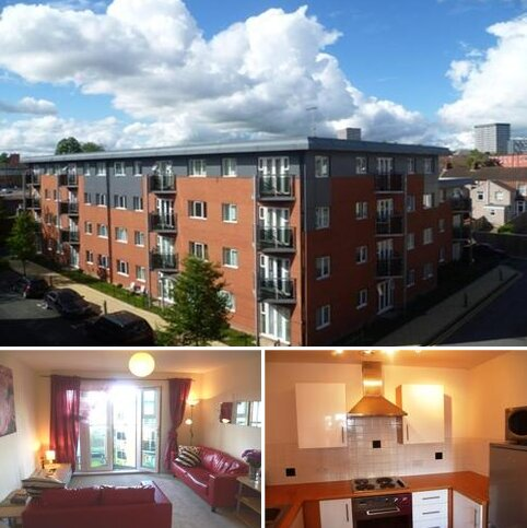 2 bedroom apartment to rent - Monea Hall, Lower Ford St, Coventry CV1 5PY