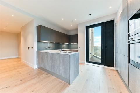 3 bedroom apartment to rent - Mansbridge House, Battersea Park View, Battersea Exchange, London, SW8