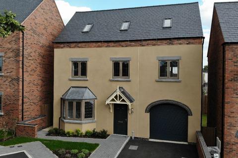 4 bedroom detached house for sale - Myring Close, Ashby-de-la-Zouch