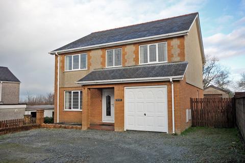 4 bedroom detached house for sale - Groeslon, Caernarfon, Gwynedd, LL54