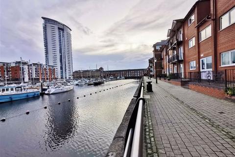 1 bedroom apartment for sale - Victoria Quay, Marina, Swansea