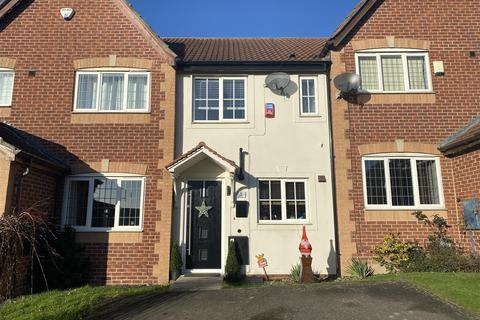 2 bedroom terraced house for sale - 3 Butts Close, Ilkeston