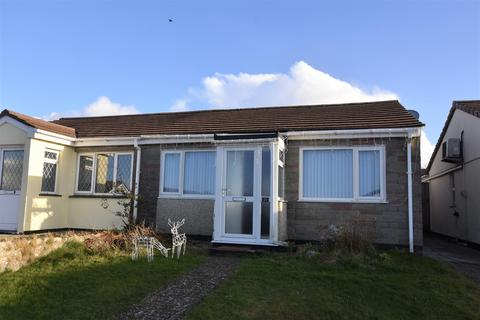 2 bedroom semi-detached bungalow for sale - Boskenna Road, Four Lanes, Redruth