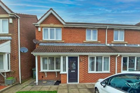 3 bedroom semi-detached house for sale - Whinchat Close, Hartlepool