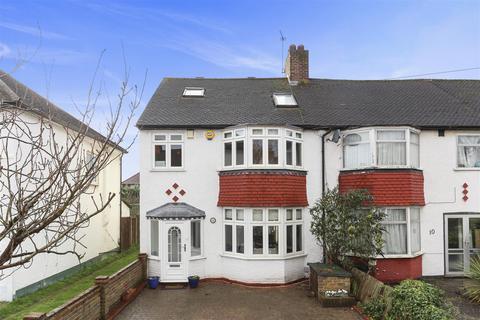 4 bedroom house for sale - Queen Mary Avenue, Morden, Surrey, SM4