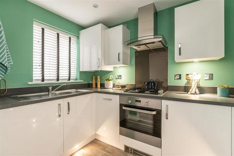 2 bedroom terraced house for sale - The Canford - Plot 64 at Kirby Meadows, Barry Close LE9