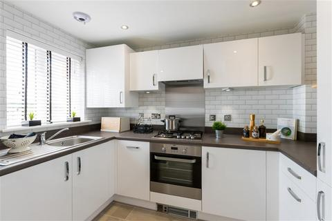 2 bedroom end of terrace house for sale - The Canford - Plot 65 at Kirby Meadows, Barry Close LE9