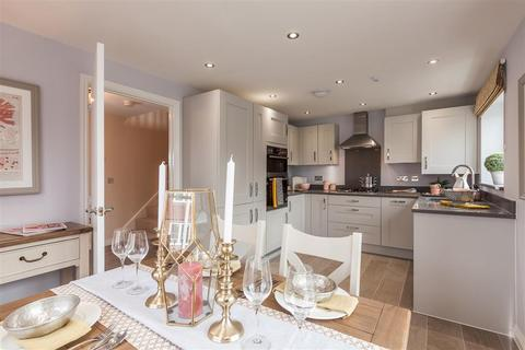 3 bedroom semi-detached house for sale - The Marsdale - Plot 25 at Kirby Meadows, Barry Close LE9