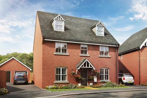 5 bedroom detached house for sale - The Rushton - Plot 277 at Edwalton Chase, Melton Road NG12