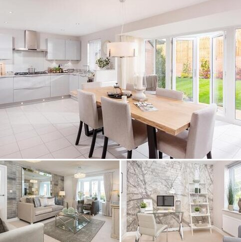4 bedroom detached house for sale - Plot 56, Holden at Madgwick Park, Madgwick Lane, Chichester, CHICHESTER PO18
