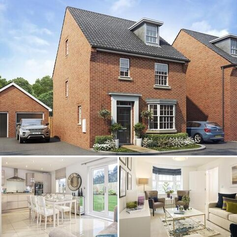 4 bedroom detached house for sale - Plot 71, Bayswater at The Grove at Doseley Park, St Lukes Road, Doseley, TELFORD TF4