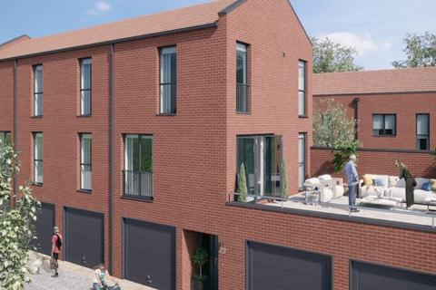 3 bedroom detached house for sale - Plot 57, Detached House - Type J at Brooks Dye Works, Sevier Street, St Werburghs, Bristol BS2
