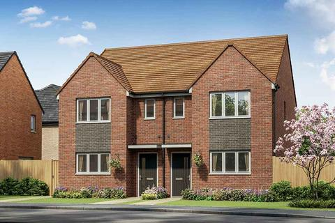 3 bedroom house for sale - Plot 70, The Dorchester at The Sycamores, Stockton-on-Tees, Off Bath Lane TS18