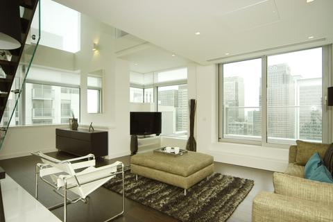 2 bedroom duplex - East Tower, Pan Peninsula, Canary Wharf E14