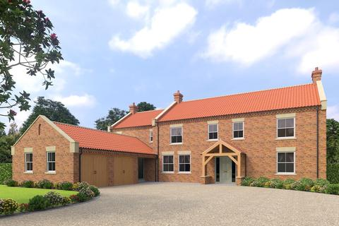 5 bedroom property with land for sale - Main Street, Holtby, York, North Yorkshire, YO19 5UD