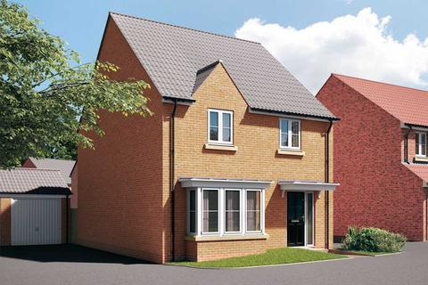 4 bedroom detached house for sale - Plot 47, The Berkeley at Northfield Meadows, Stoney Haggs Road, Seamer YO12