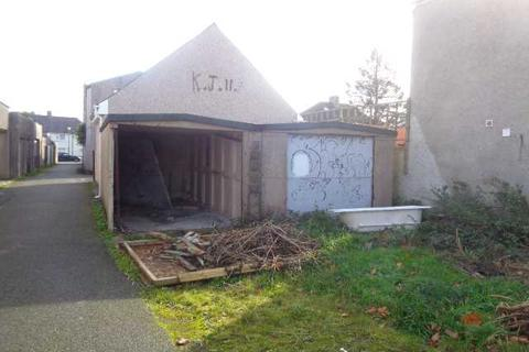 Land for sale - Plot/Garages To The Rear Of Hawkstone Road, Pembroke Dock