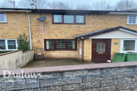 3 bedroom terraced house to rent - Windsor Court, Pontypridd