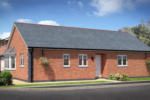 3 bedroom bungalow for sale - Plot 10, Badgers Fields, Arddleen, Llanymynech, Powys, SY22