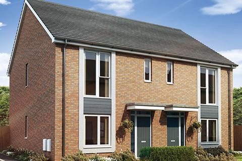 St. Modwen Homes - Trentham Manor - Plot 106, HERTFORD at The Village at Wedgwood Park, Wedgwood Drive, Barlaston, STOKE-ON-TRENT ST12