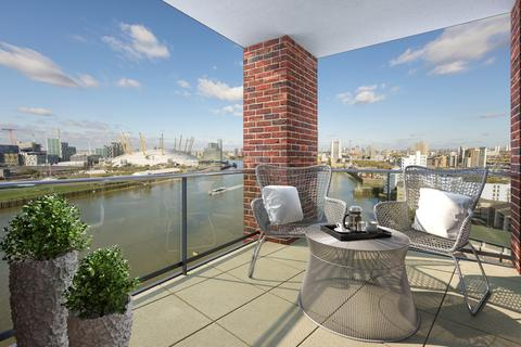 2 bedroom apartment for sale - Plot 97, 2 bedroom apartment at New Union Wharf, 8 River Barge Close E14